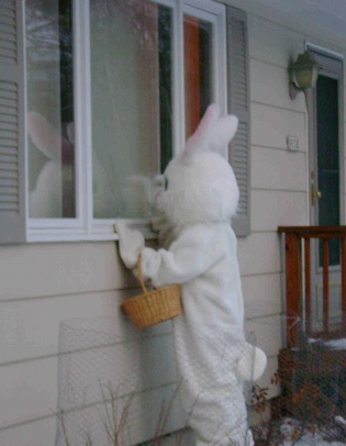 Stalker Easter Bunny - Life in the 906