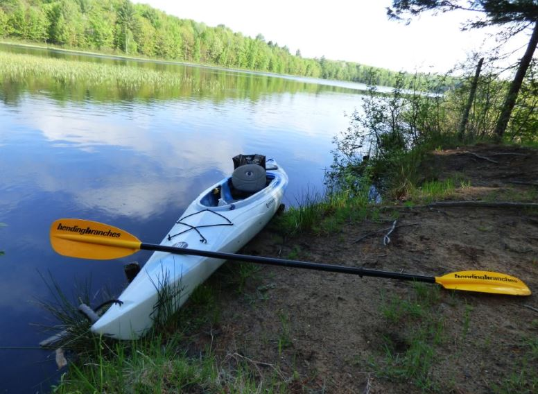Widewaters Campground - A Paddler's Paradise - Life in the 906
